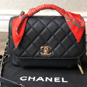 Chanel Business Affinity Black